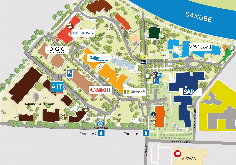 Campus AITBudapest